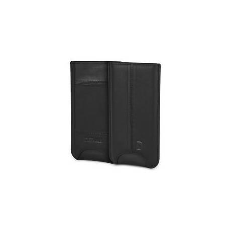 iPhone 6s / 6 étui en cuir étui pochette Housse portable DETUMA Talha Roys Noir