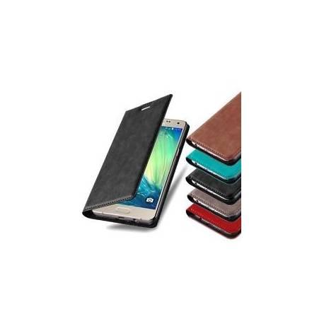 Housse Fermeture Magnétique Invisible pour SAMSUNG Coque Case Cover Portefeuille