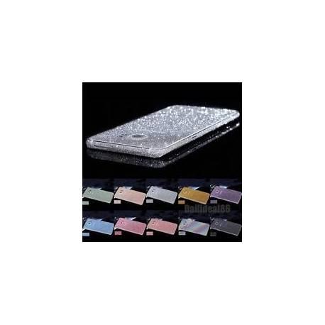 Entier Paillettes Bling Protection Autocollant Case Cover Skin