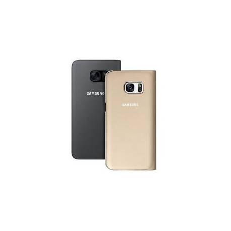 Etui Clapet Portefeuille Original Samsung Galaxy S7 Edge - Housse Flip Wallet