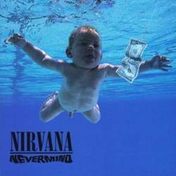 Nirvana Nevermind CD 1991