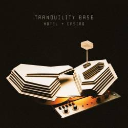 Arctic Monkeys Tranquility Base Hotel Casino NEW CD Preorder Out 11th May