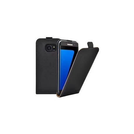 Etui Coque Housse PU Vrai Rabat Flip Cover Samsung Galaxy S7 edge G935F/ G935FD