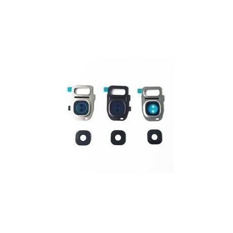 Cache camera Samsung Galaxy S7 toutes versions Noir