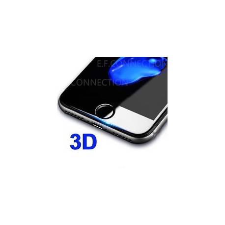 iPhone 7/6S/6/PLUS VITRE VERRE TREMPE 3D 9H Film Protection écran Intégral Total