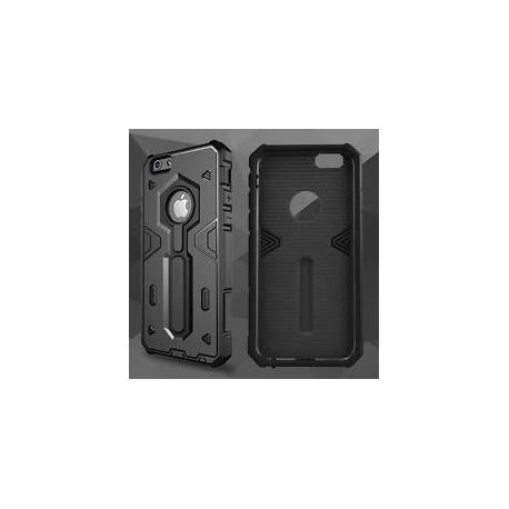 Luxe Ultra-mince Shockproof Armor Coque arriere pour Apple iPhone 5 6 S 6 plus