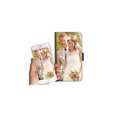 Personnalisé Personnalisé image personnalisée Portefeuille en cuir/Flip Mobile Phone Case Cover