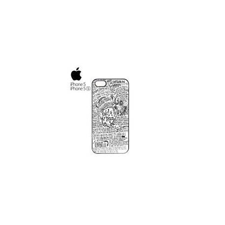 Panic! At the Disco Américain pour iPhone 4 5 5 C 6 7 PLUS S Téléphone Étui Housse 2556