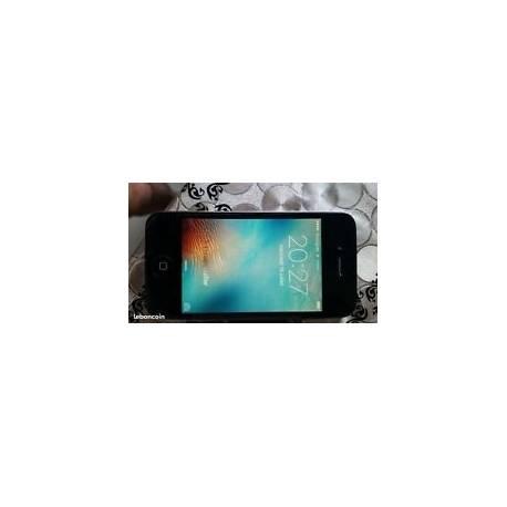 IPhone 4s noir débloquer tout opérateur