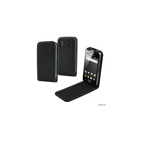 etui coque Muvit slim noir pour Apple Iphone 4 / 4s