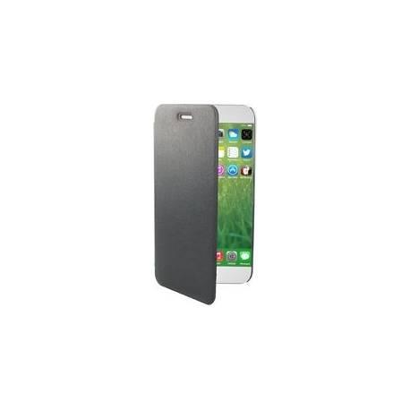 Swiss Charger Etui folio slim noir pour iPhone 6 + SCP41212