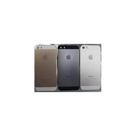 GENUINE Apple iPhone 5, 5 S, 5 C Arrière Châssis Arrière Couvercle du boîtier avec pièces