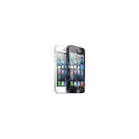 REPARATION CHANGEMENT LCD COMPLET POUR IPHONE 5 NOIR ET BLANC