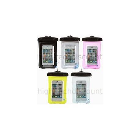 Housse etui pochette etanche waterproof pour Apple iPhone 5 / 5S