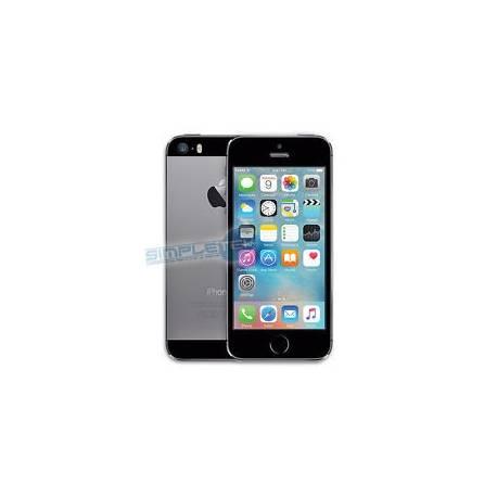 APPLE IPHONE 5 S NOIR 16 GB COMME NEUF AVEC ACCESSOIRES ET GARANTIE 4 MOIS