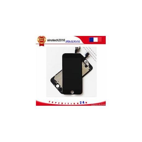 ECRAN LCD NOIR POUR 4.7 pouces iphone 6 assemble complet Châssis Caméra