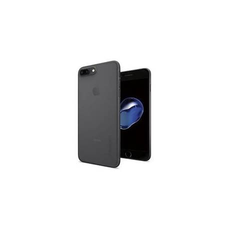IPhone étui 7 Plus, SPIGEN Air peau noir