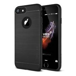 Coque iPhone 7, VRS Design [Simpli Fit] - Black