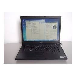 PC portable Dell Latitude E6500 , Intel 2,53GHz / Windows 7.