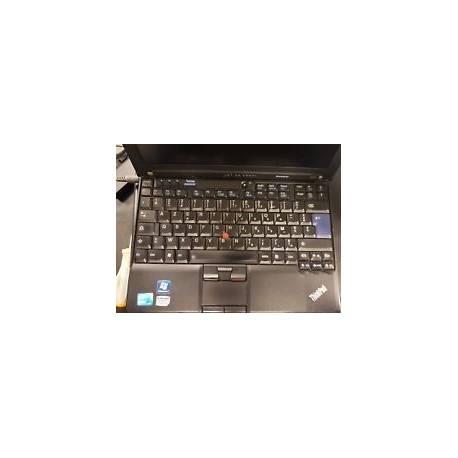 PC PORTABLE LENOVO X201 CORE I5 520M 160GB 4GB EN TRÈS BON ETAT