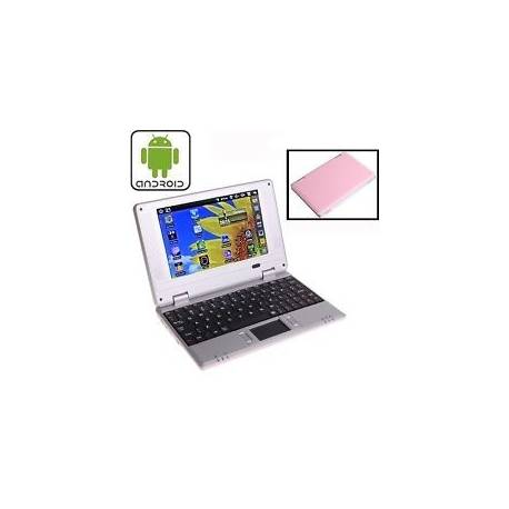 Ordinateur Portable Android 7.0 pouces 4.4 Notebook PC EPC 701 CPU: VIA WM8880 D