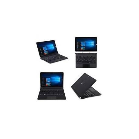 Ordinateur portable 2 en 1 iOTA ONE 10.1 pouces (Noir) - (Intel Atom Z8350,...