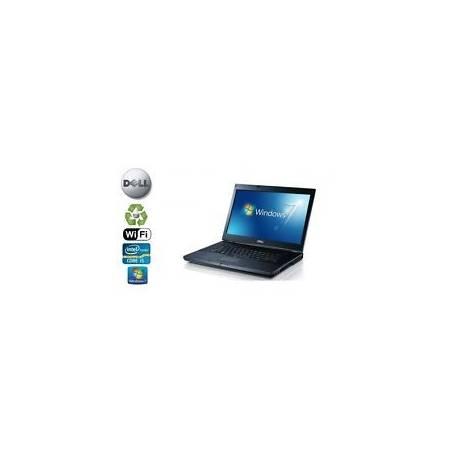 Pc Portable Dell Latitude E6410 Core I5 Disque 750Go 4Go RAM Webcam