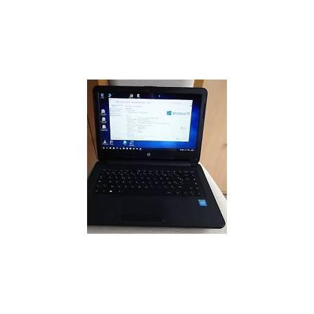 Portable HP 14-ac120nf intel N3050 - W10