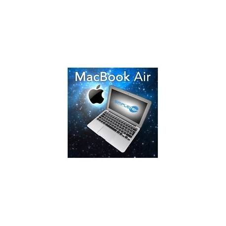 6. ordinateur portable apple macbook air a1465 6.1 i5 2014 pc ricondizio