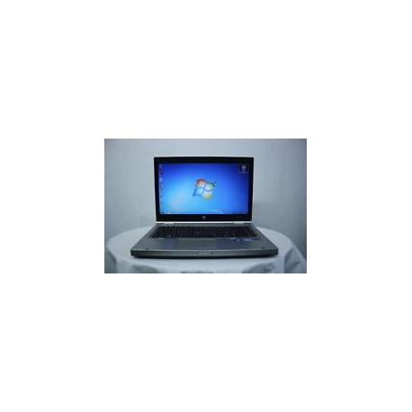 Rapide Ordinateur portable HP EliteBook 8470P i5 4 Go 250 Go Windows 7 Webcam Grade B