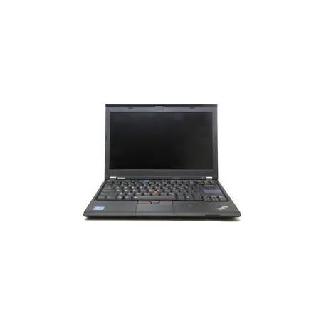 Lenovo Thinkpad X220 Ordinateur Portable Intel Core i5 2.6GHz 4 Go 320 Go Webcam 5766