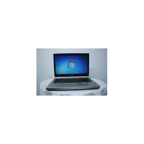 Entièrement Travail Ordinateur Portable Hp Elitebook 8460P i5-2540M 4 Go 128 Go SSD Windows 7 Webcam