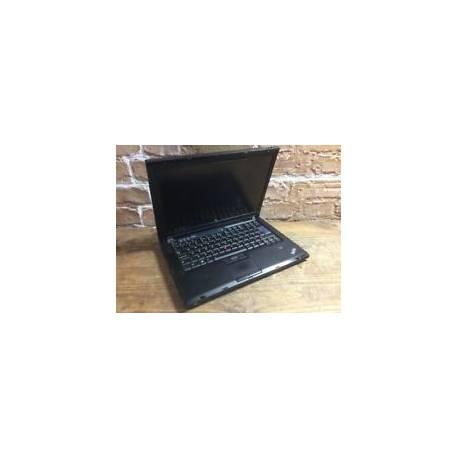 Lenovo ThinkPad t400 Ordinateur Portable 2.40ghz CORE 2 DUO 320 Go HDD 2 Go RAM Win 7 100144