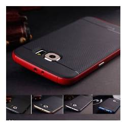 Couverture en cuir artificiel Samsung Galaxy S7 Edge Bookstyle noir