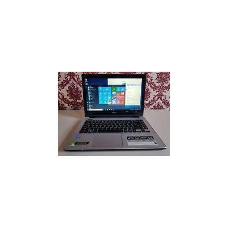 Acer V3-472p pas cher écran Tactile Ordinateur Portable Windows 10 Core i3, 4 Go RAM 500 Go Disque dur HDMI