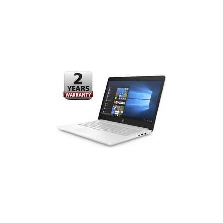 HP Notebook Ordinateur Portable 14-bp056na Intel Celeron 4 Go 64 Go eMMC 379