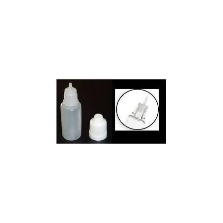 Flacon 10ml Aiguille Compte goutte Cigarette Electronique E-Liquid Vide Neuf 0€