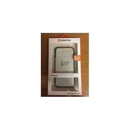 COQUE SILICONE GEL DUR Samsung Galaxy S6 Ultra Slim NOIR
