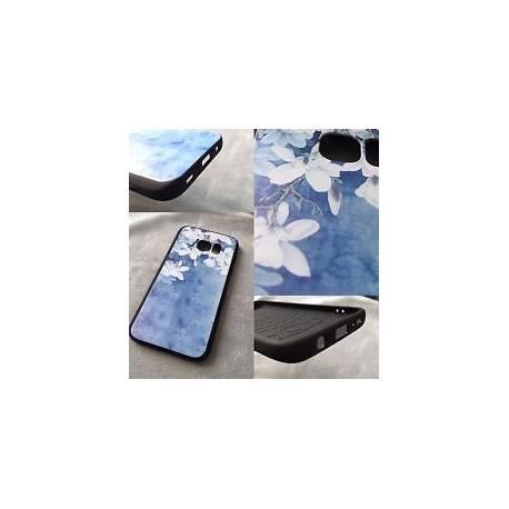 Jack 3.5 mm Enroulé Noir Câble AUX Audio Lead Pour Samsung Galaxy S6 Edge